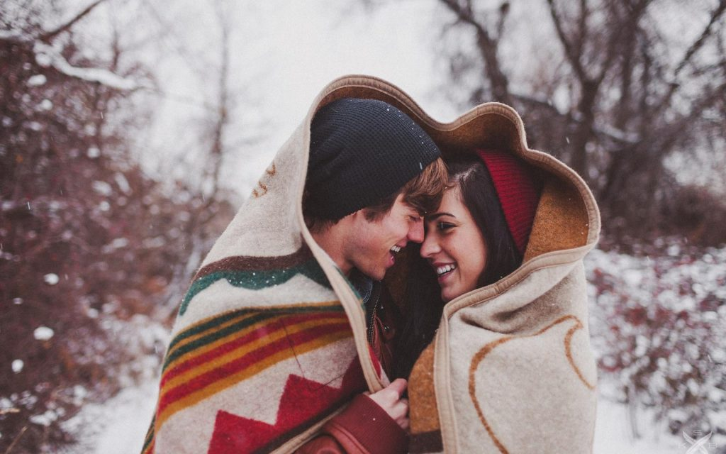 winter-couple